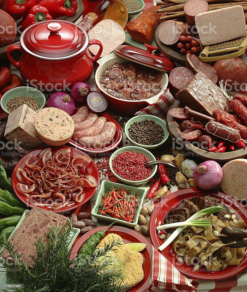 Feijoada 03 - Brazilian typical Food royalty-free stock photo