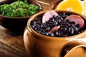 Feijoada 、ブラジル伝統的なお食事をお楽しみください。