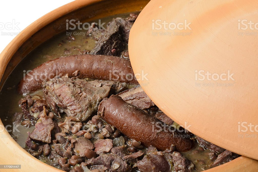 Feijoada royalty-free stock photo