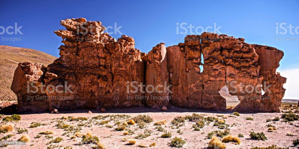 Die Felsformationen – Foto
