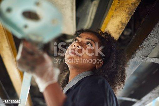 599909112 istock photo female auto mechanic 488215960