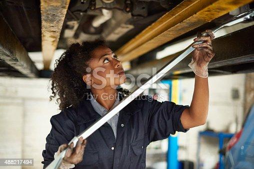 599909112 istock photo female auto mechanic 488217494