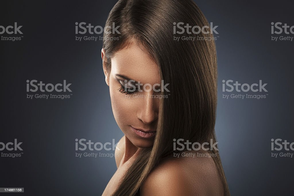 Female beauty stock photo