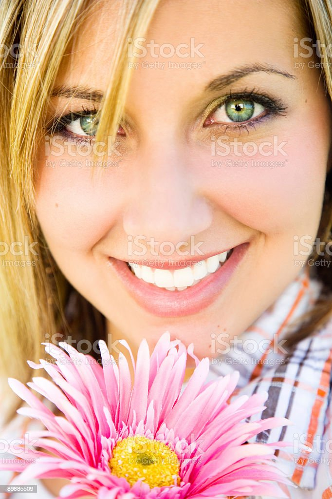 Female Beauty royalty-free stock photo