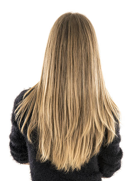 Hair with white girls long 30 Best