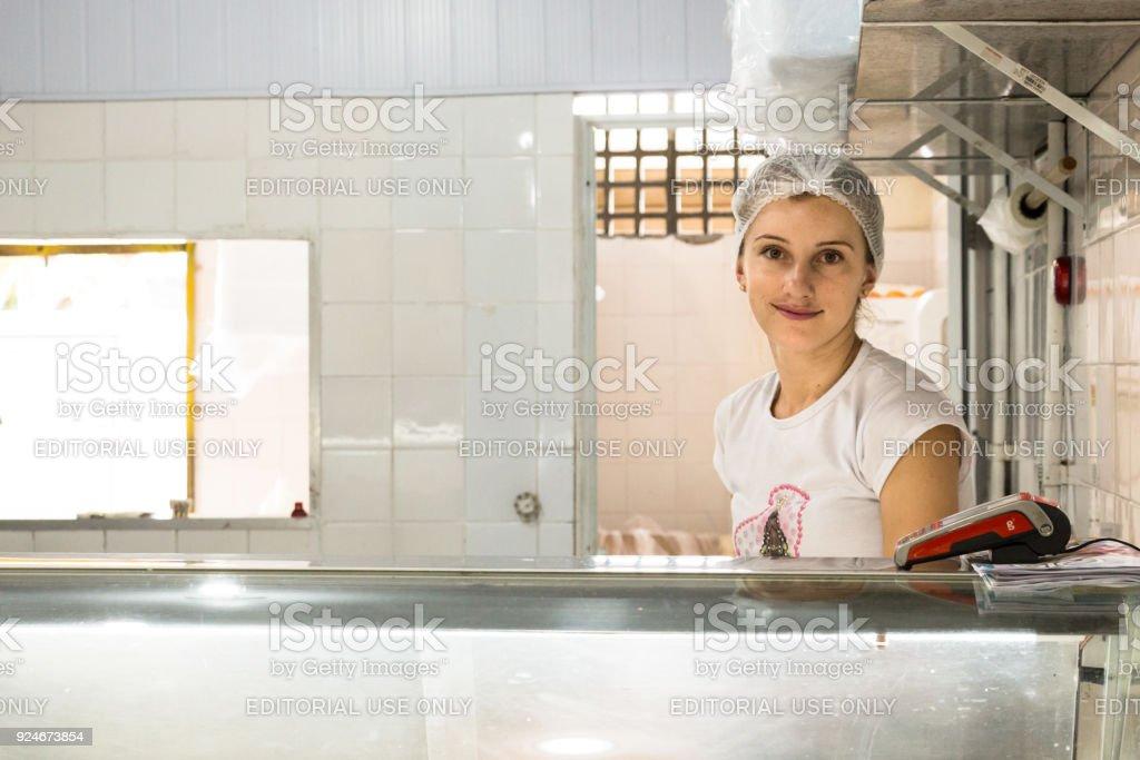 Woman Itajai