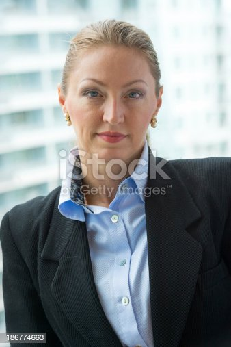 981750034istockphoto female business executive 186774663