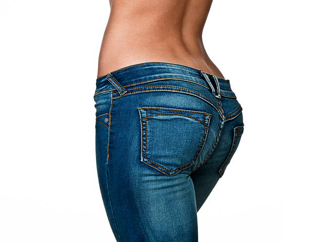 female buttocks - buttock stock photos and pictures