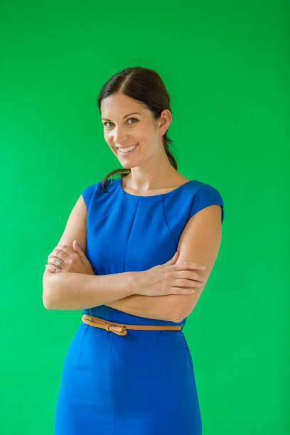 Female CEO - foto stock