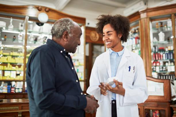 Chemikerin bei Senior Customer – Foto