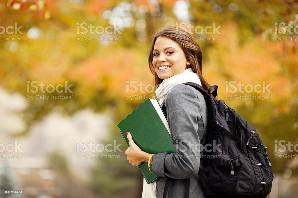 Femme Étudiant en université - Photo