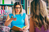 istock Female counselor talks with a client 1028237224