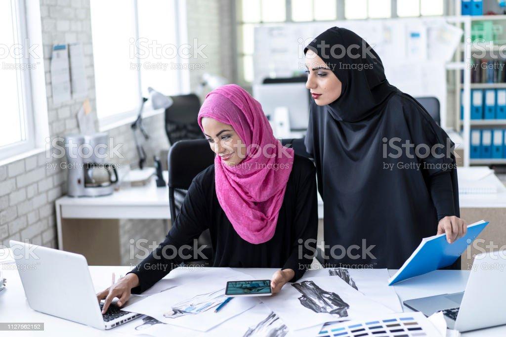 Female Designers Working In Studio Stock Photo Download Image Now Istock