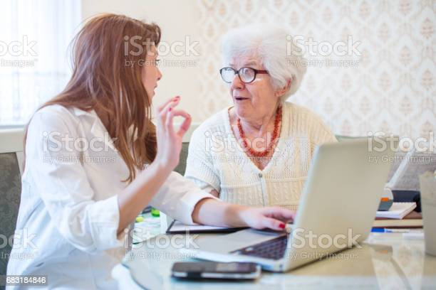 Female doctor or nurse showing ok sign to senior patient medicine age picture id683184846?b=1&k=6&m=683184846&s=612x612&h=qbffr8ep7ipmwpqzwlukp1ckfx5yd6qqpnijiyk5u04=