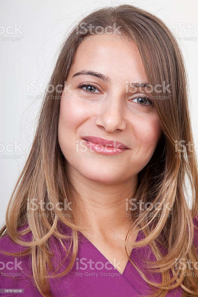 Female doctor. royalty-free stock photo