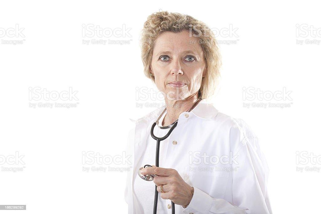 Doctora - foto de stock