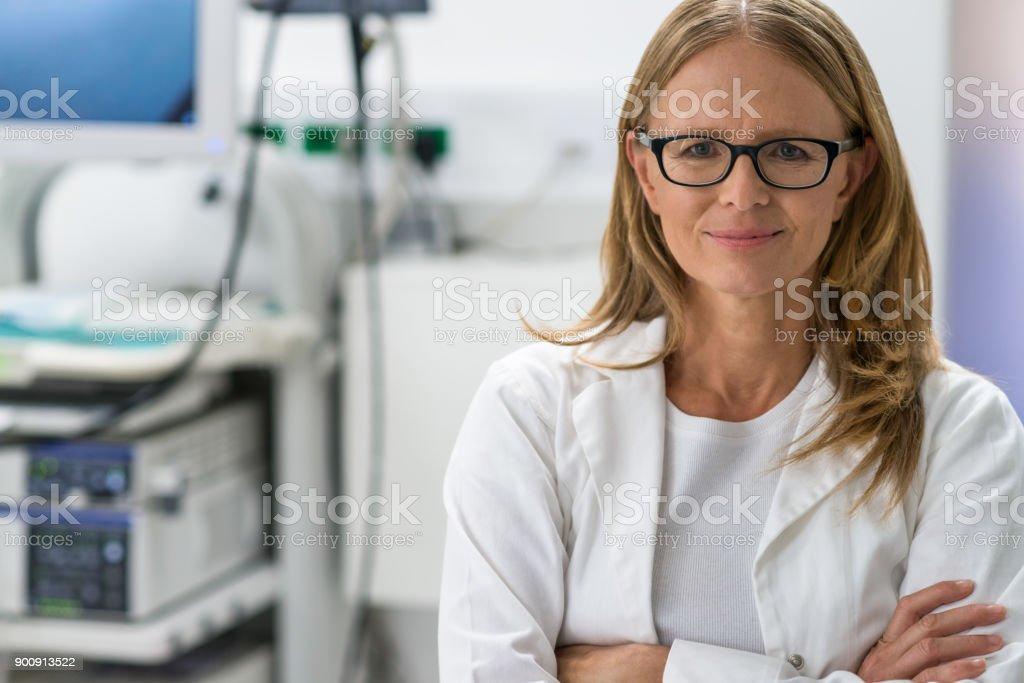Doctoresse - Photo