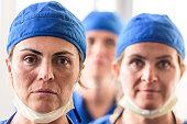 istock Female doctors 594467216