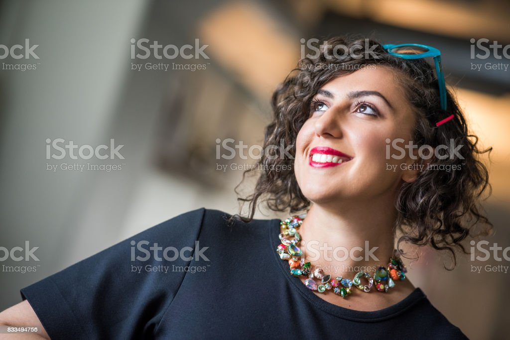 Female Entrepreneur stock photo
