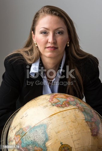 981750034istockphoto Female executive 186581178