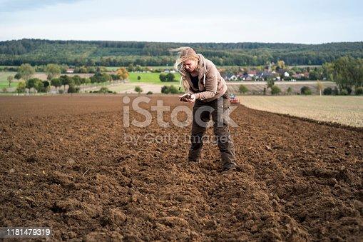 Topsoil, Looking Down, plow, females, farmer