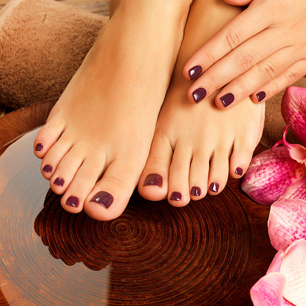 Royalty Free Toenail Pictures, Images and Stock Photos - iStock