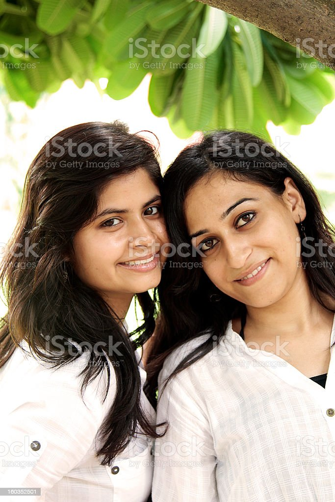 Female Friends royalty-free stock photo
