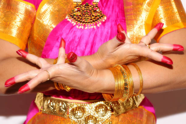474 Bharatanatyam Dancing Stock Photos Pictures Royalty Free Images Istock