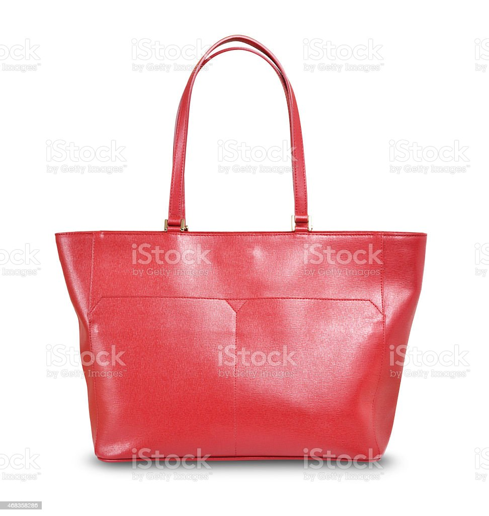 female leather bag royalty-free stock photo