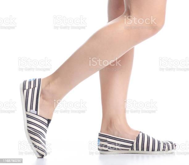 Female legs in espadrilles picture id1168790297?b=1&k=6&m=1168790297&s=612x612&h=c9gjkoohyw9igeyavuevjhh5oyt9qicsnwpwgwkoagq=
