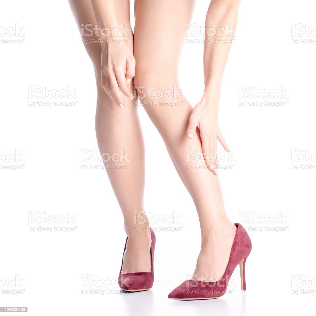 dor nas pernas em geral