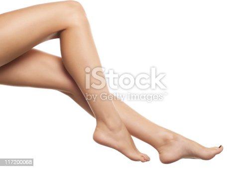 istock Female legs 117200068