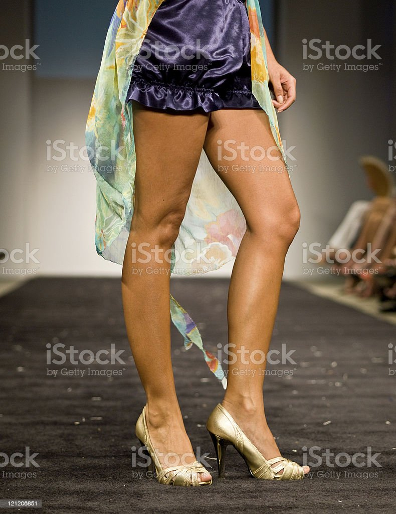 female legs royalty-free stock photo