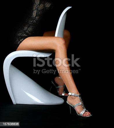 157582133 istock photo Female legs 157638838