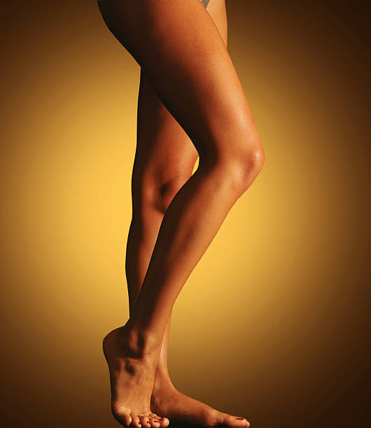 Beautiful female legs - Stock Photo , #affiliate, #female