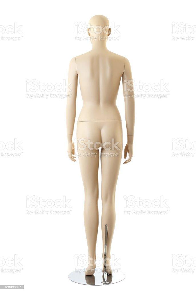 Female mannequin | Isolated stock photo