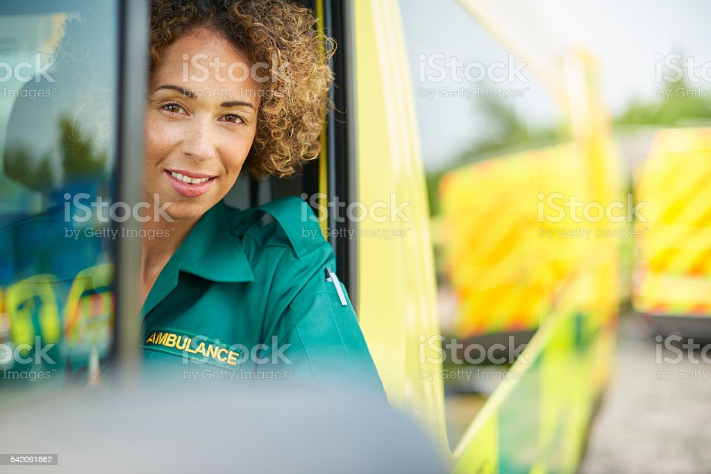 Femme Auxiliaire médical - Photo