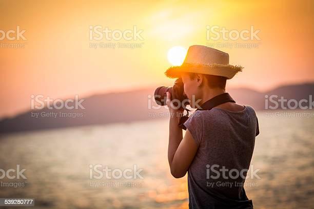 Photo of Female photographer