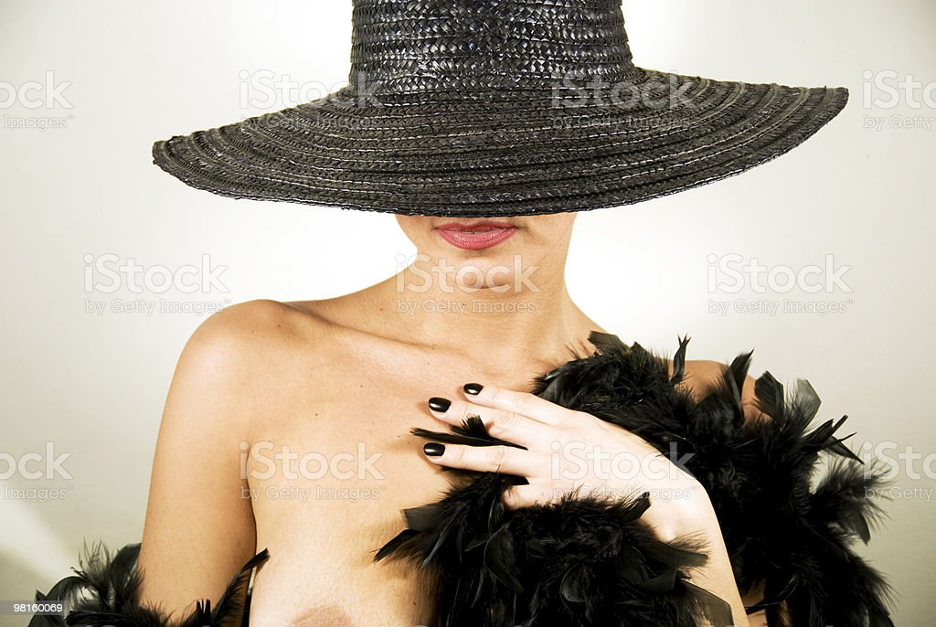 female royalty-free stock photo