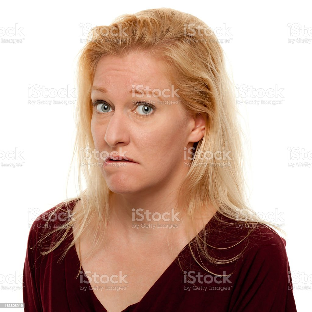 Female Portrait stock photo