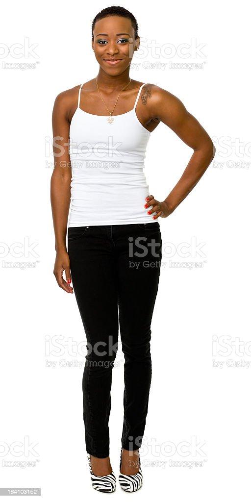 Portrait de femme - Photo