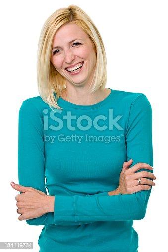 155097509 istock photo Female Portrait 184119734