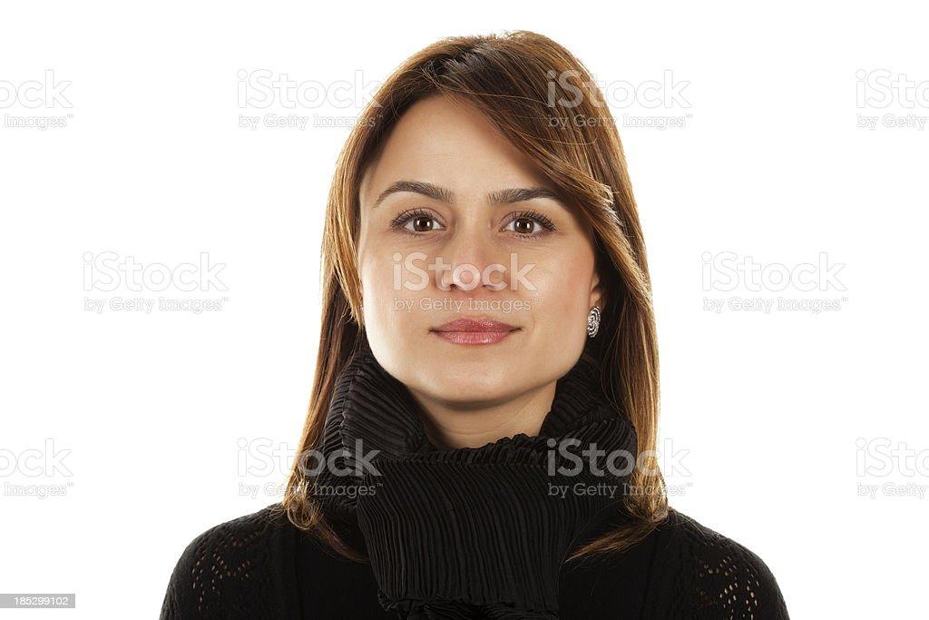 Weibliche Porträt – Foto