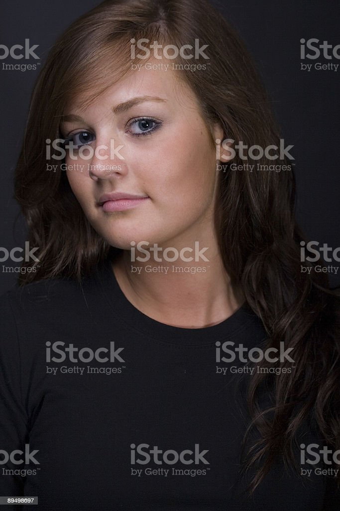 Kobieta Portrety zbiór zdjęć royalty-free