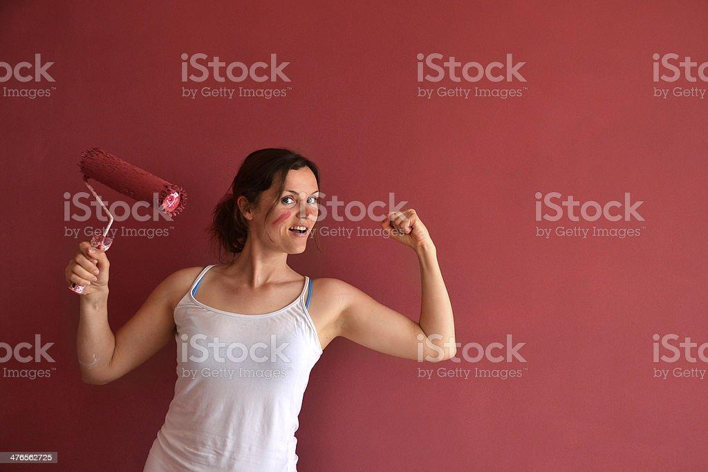 Weibliche power – Foto