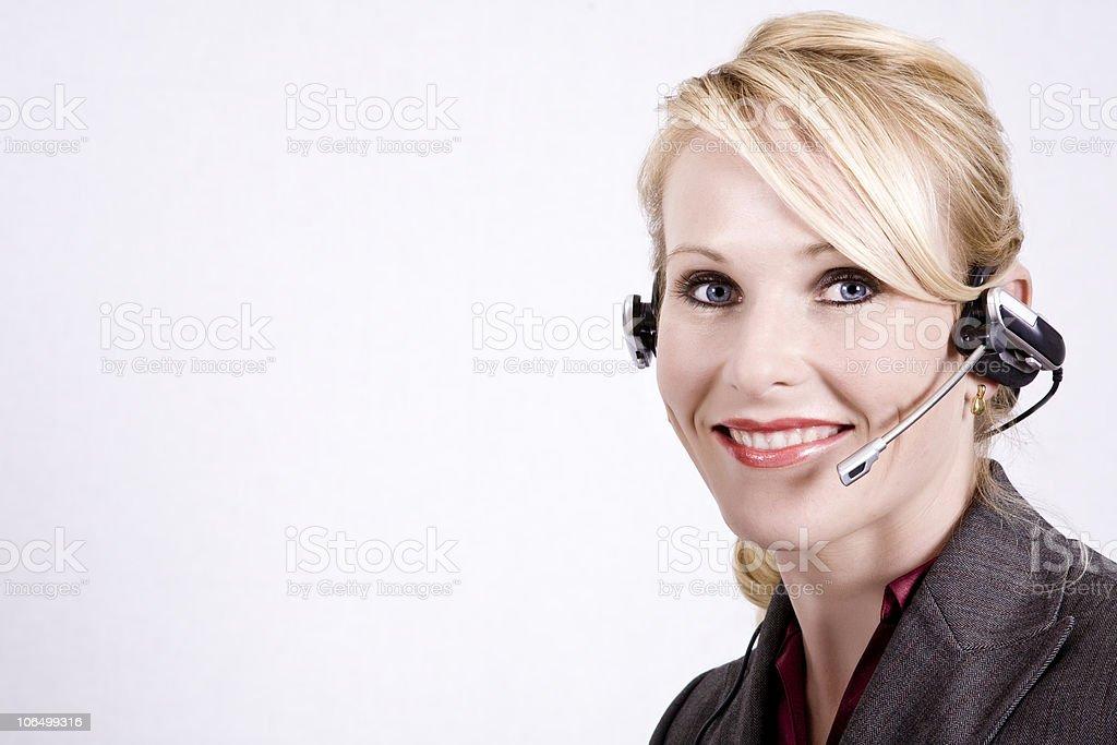 Female Representative royalty-free stock photo