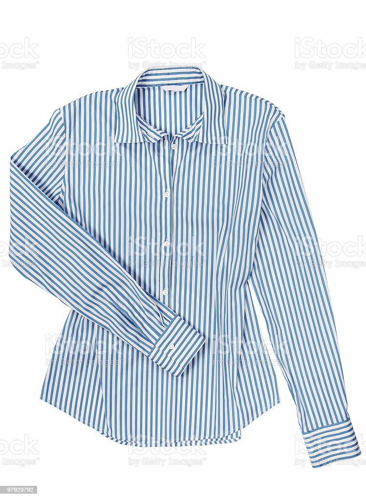 Female shirt royalty-free stock photo