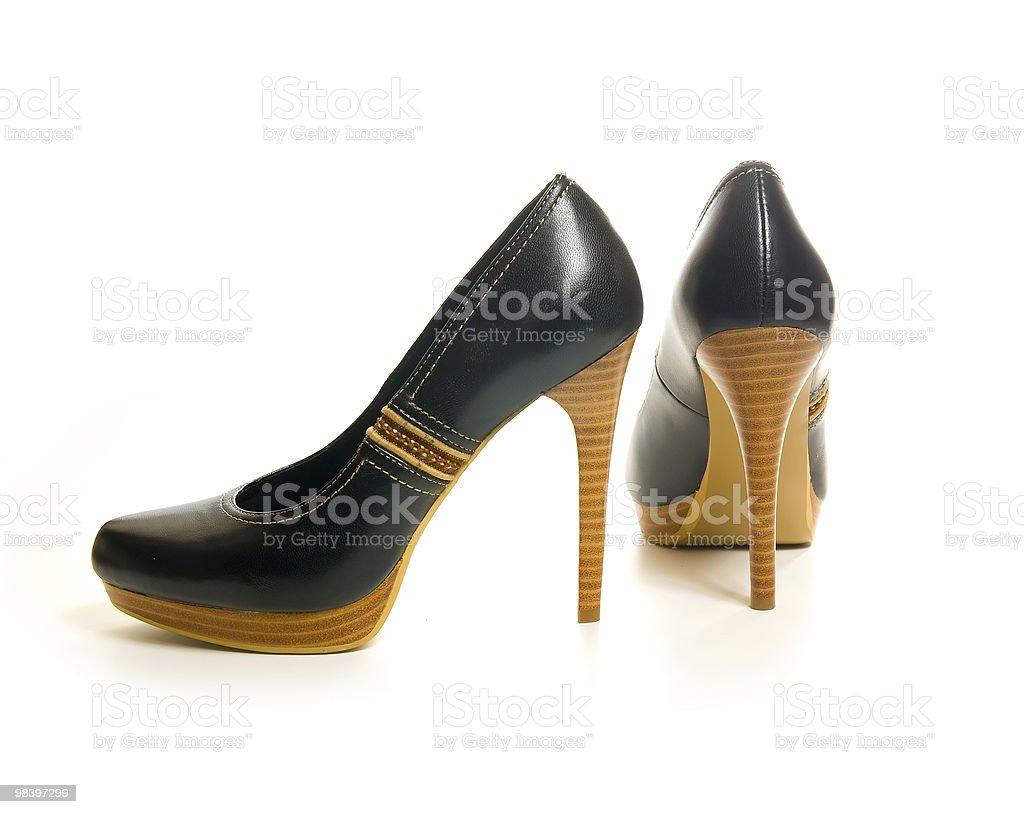 female shoes royalty-free stock photo