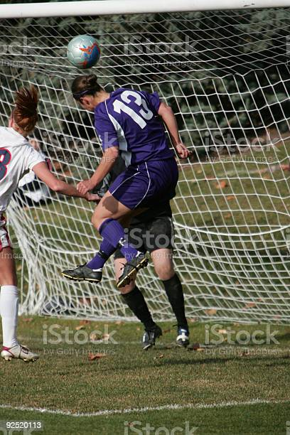 Female soccer striker heads ball into goal picture id92520113?b=1&k=6&m=92520113&s=612x612&h=38kz9uztr6vinkenve4q62zl3szaj4e4k4m798mxrms=
