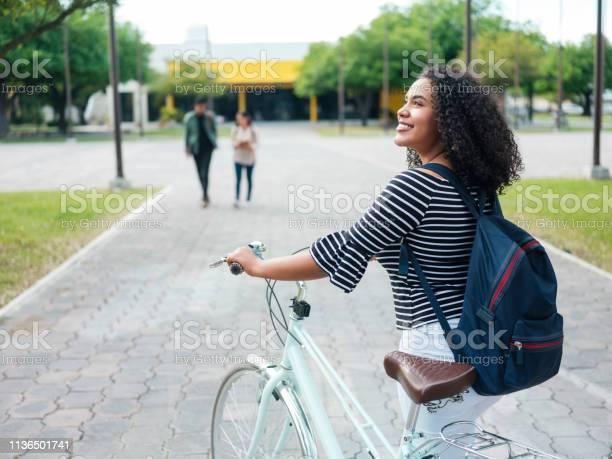 Female student holding a vintage bike picture id1136501741?b=1&k=6&m=1136501741&s=612x612&h=9lfjsu44okuhwy5vfagim997filqgopcdglkddjl5sk=